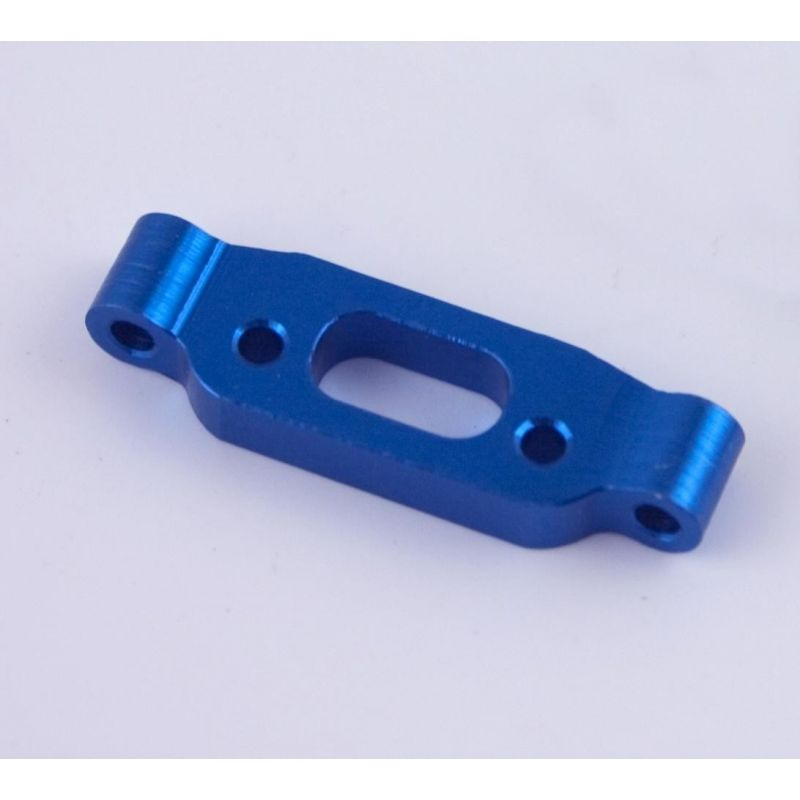 Blue Alum. rear arm mount: 18t