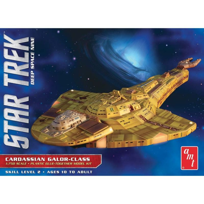 AMT Models AMT 1/750 Star Trek Deep Space 9 Cardassian Galor Class [AMT1028]
