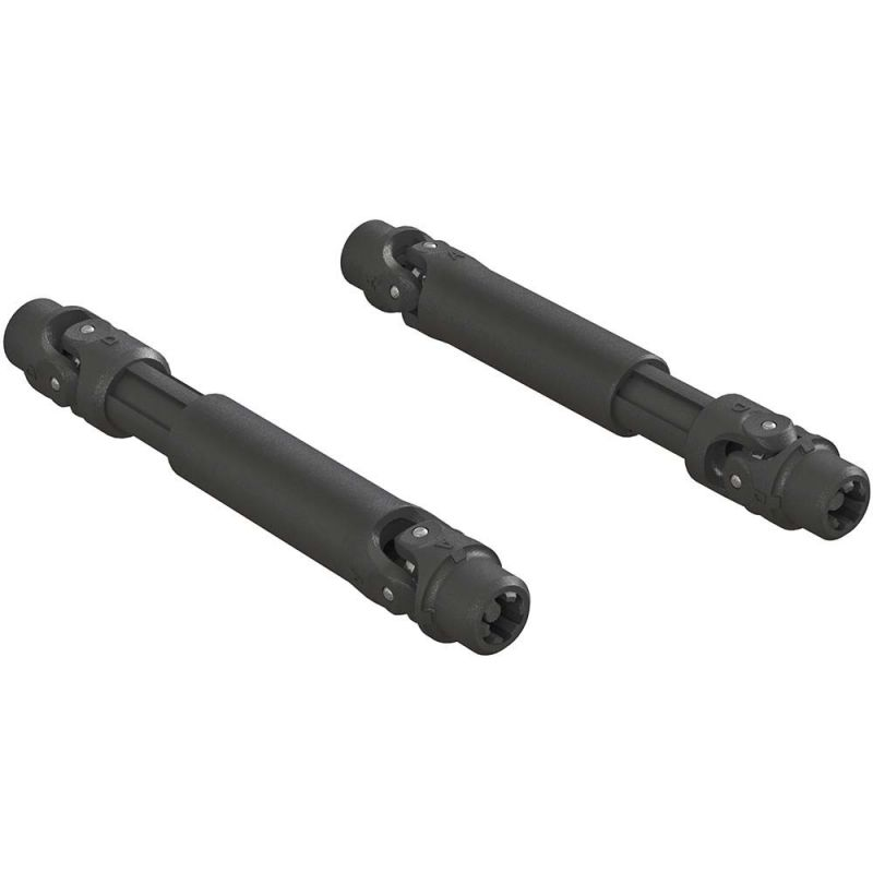 Composite Front Slider Driveshaft Set 4x4