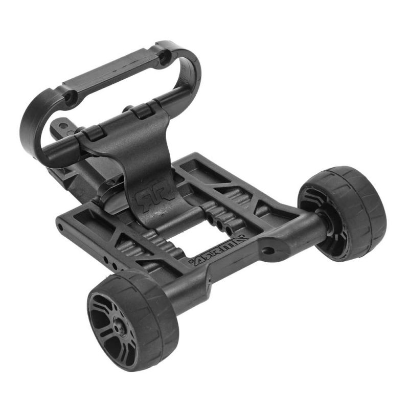 Wheelie Bar Set Nero