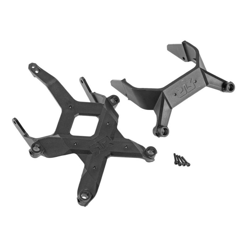 Arrma Front/Rear Body Mount Set Big Rock [AR320361]
