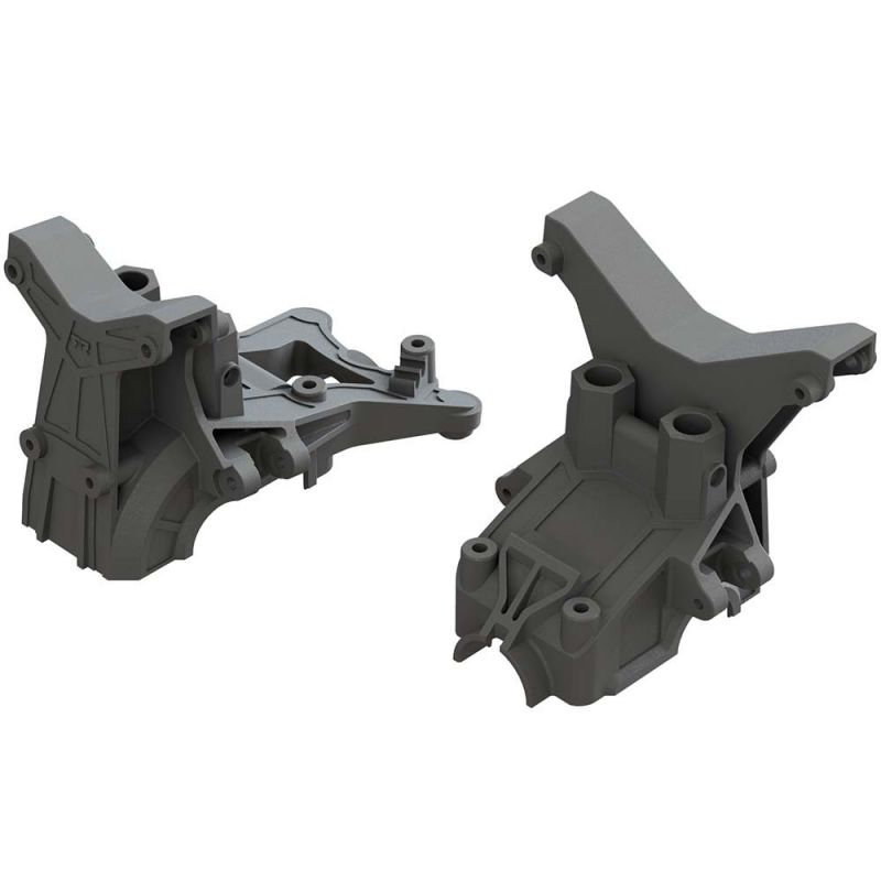 Arrma F/R Composite Upper Gearbox Covers/Shock Tower [AR320399]