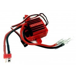 Mega 2013 12t Brushed Esc Red