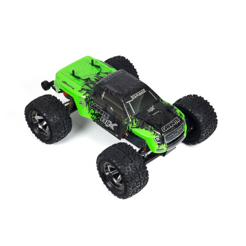 Arrma Body Painted Green Granite 2016 BLX [AR402180]