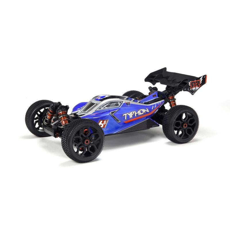 Arrma Body Blue Painted W/Decals for Typhon 6S BLX [C3323]