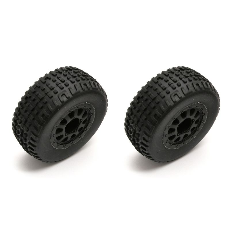 Mounted Wheels/Tires Sc18 (2)