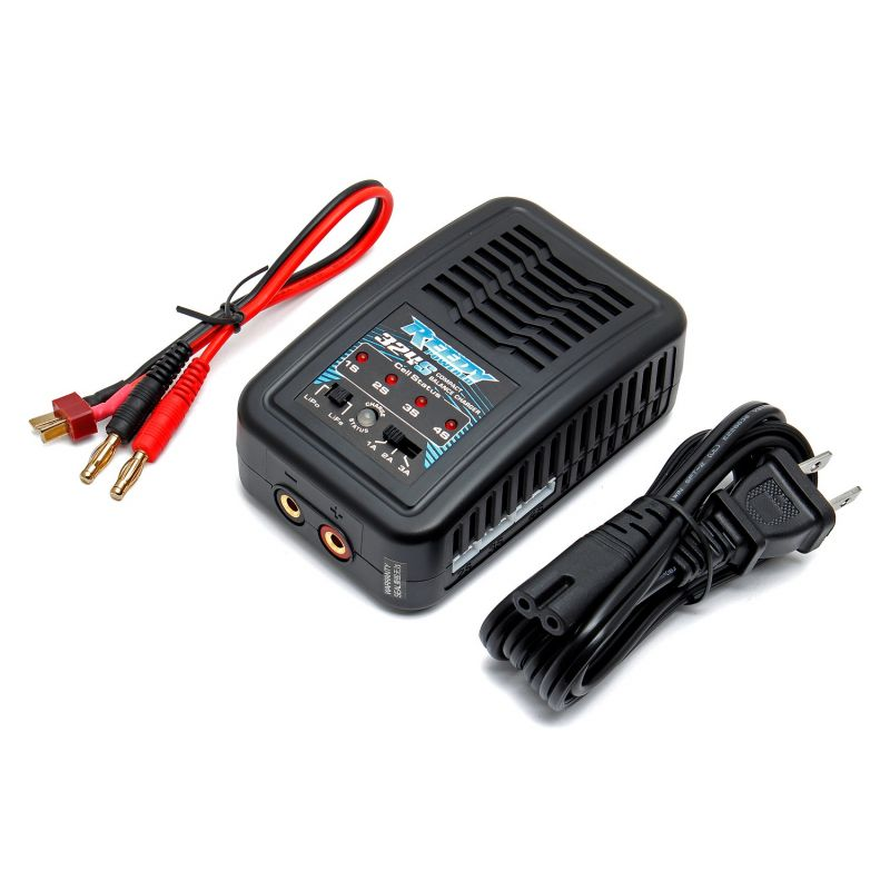 Associated Reedy 324-S Compact Balance Charger [27201]