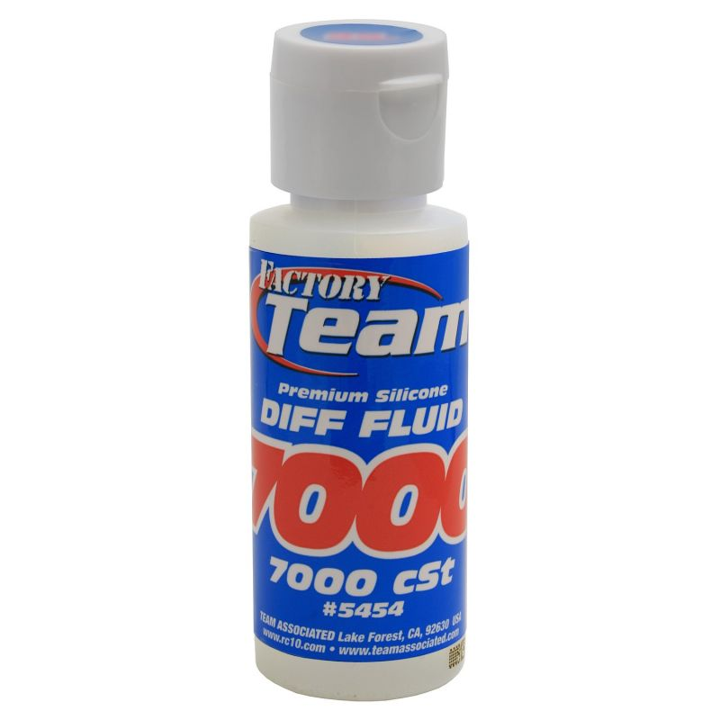 Associated Silicone Diff Fluid 7000cst for Gear Diffs [5454]