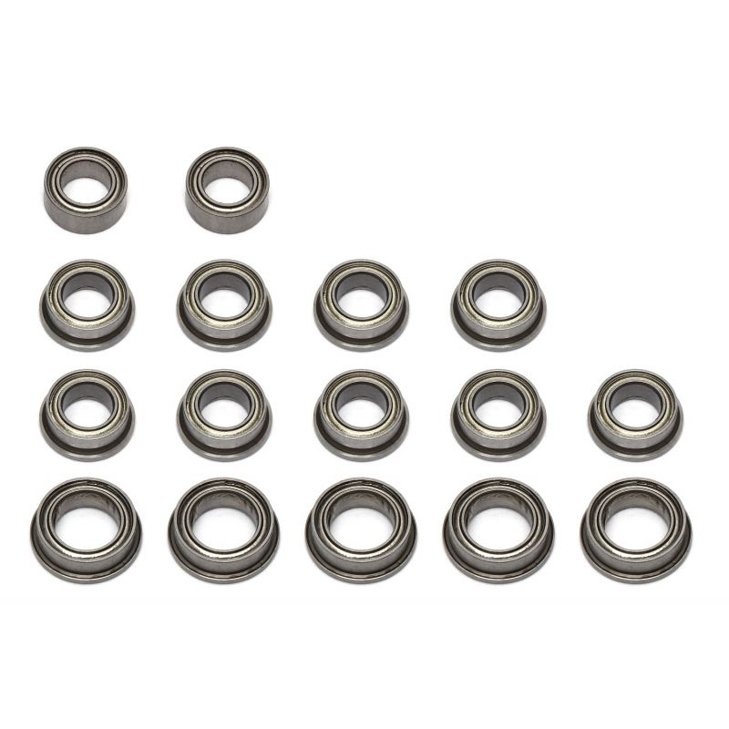 Associated Ball Bearing Set RC10 Classic [6905]
