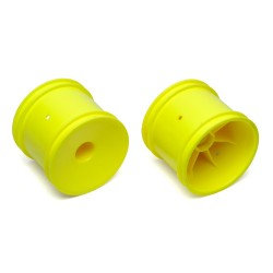 Truck Hex Wheels Yellow