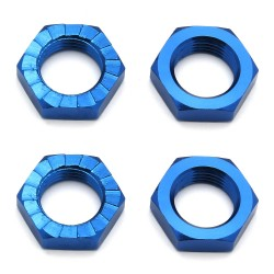 Wheel Nuts 17mm Blue (2)