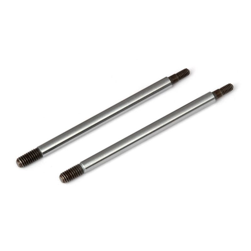 RC8T3 Factory Team Shock Shafts, 33.5 mm