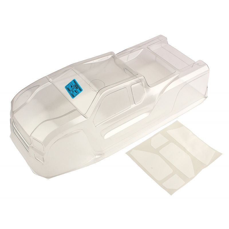 Associated RC8T3 Pro-Line Body with mask [81324]