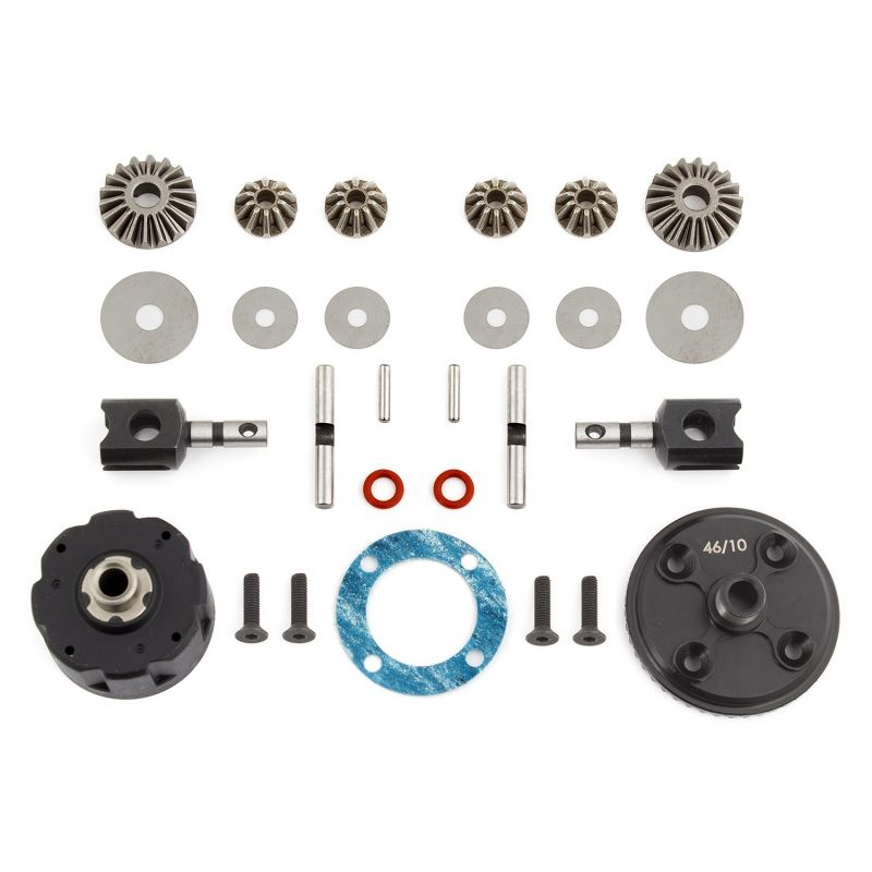 Complete Truggy Differential front and rear 46T