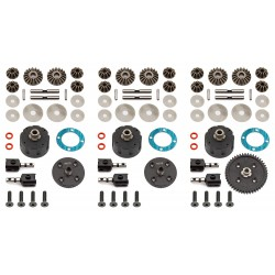 V2 Differential Set (.2lb 6.0x5.0x0.8) RC8B3E