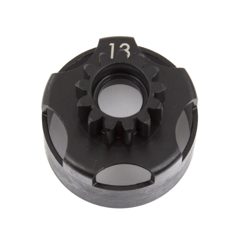 Associated Clutch Bell 13T Vented 4-Shoe RC8B3.1 [81374]