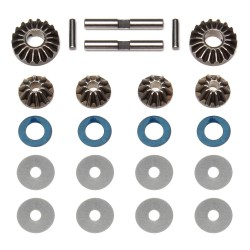 Differential Gears/Washers/Pins Rc8