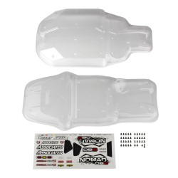 Associated Nomad Body clear [89605]