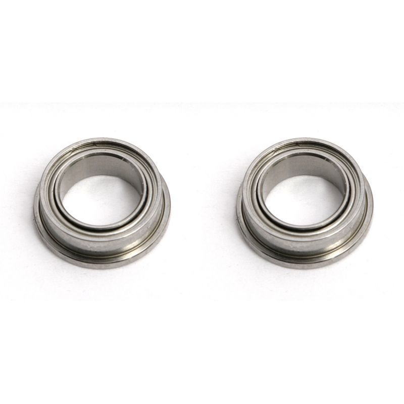 Associated 1/4x3/8x1/8in Flanged Bearings (2) [897]