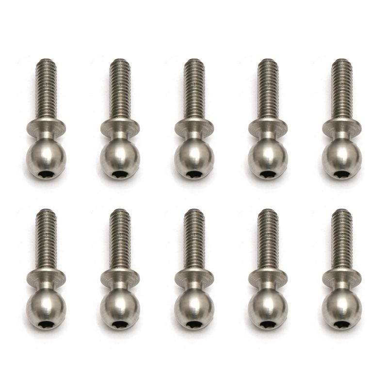 Heavy-Duty Ball Stud 10mm (10)