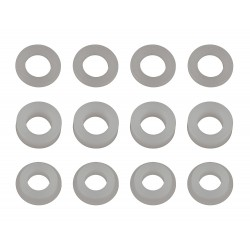 Associated Machined Shock Spacers 12mm V2 B6 [91494]