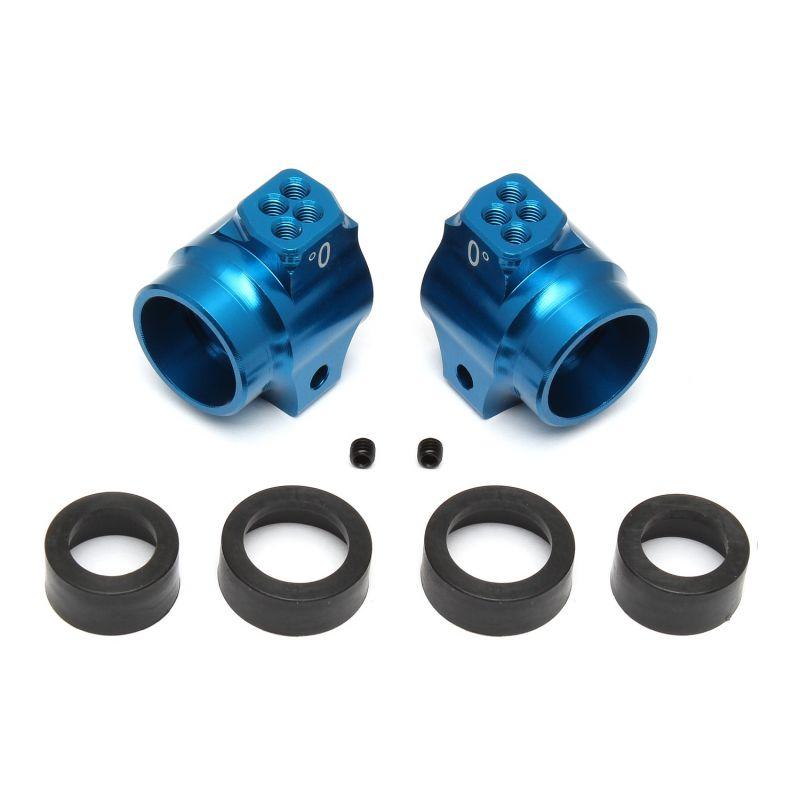 Aluminum Rear Hubs Blue