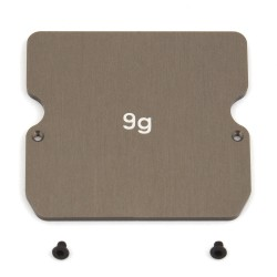 Aluminum Chassis Weight 8g B6