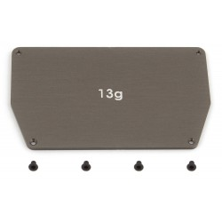 Aluminum Chassis Weight 13g B6