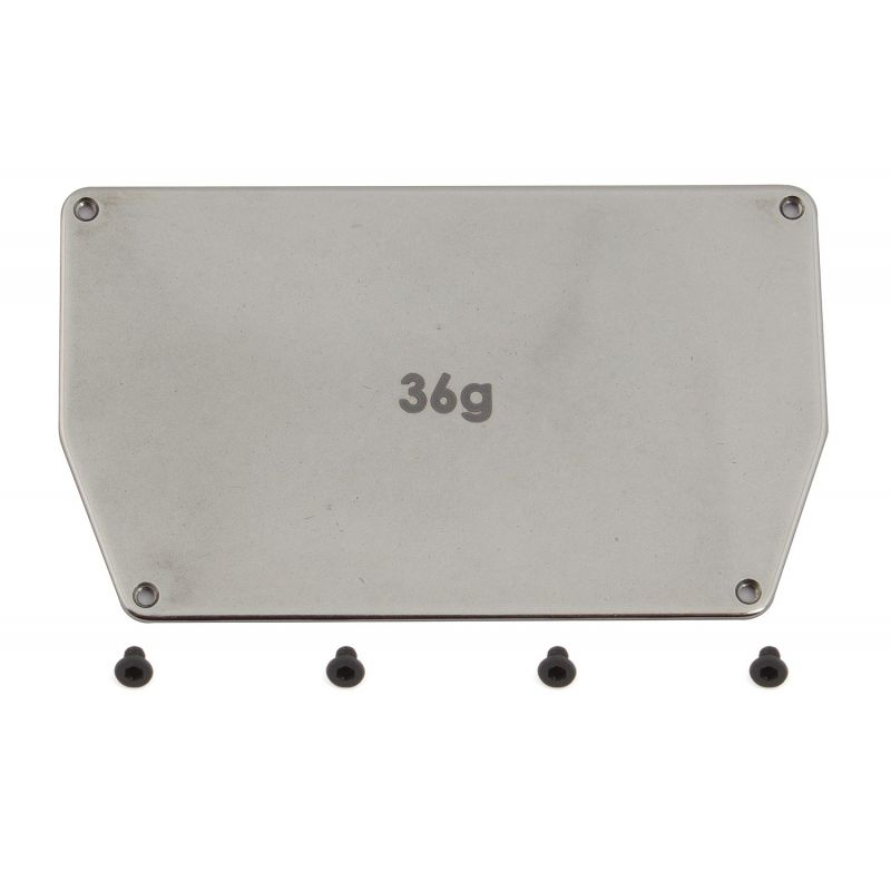 Associated B6 Steel Chassis Weight 40g [91748]