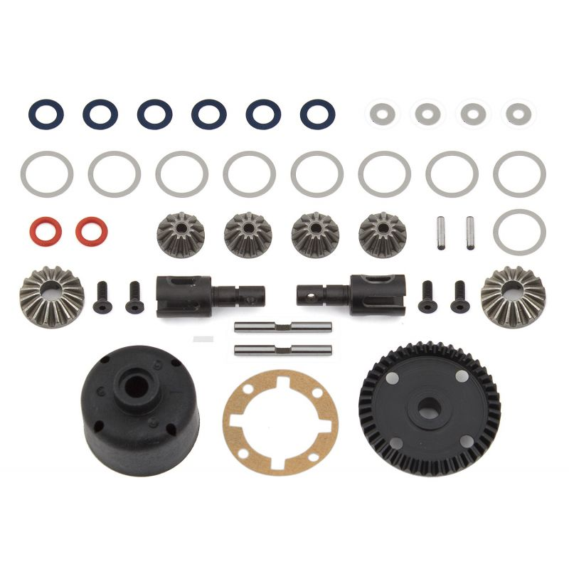 Gear Diff Kit Front and Rear B64D