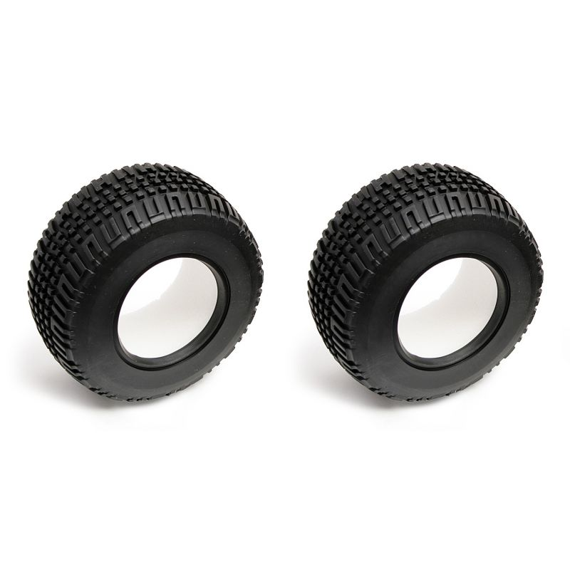 Associated Tires with Foam Sc10 (2) [9809]