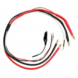 Reedy 4mm 1S-2S Balance Charge Lead w/Clip