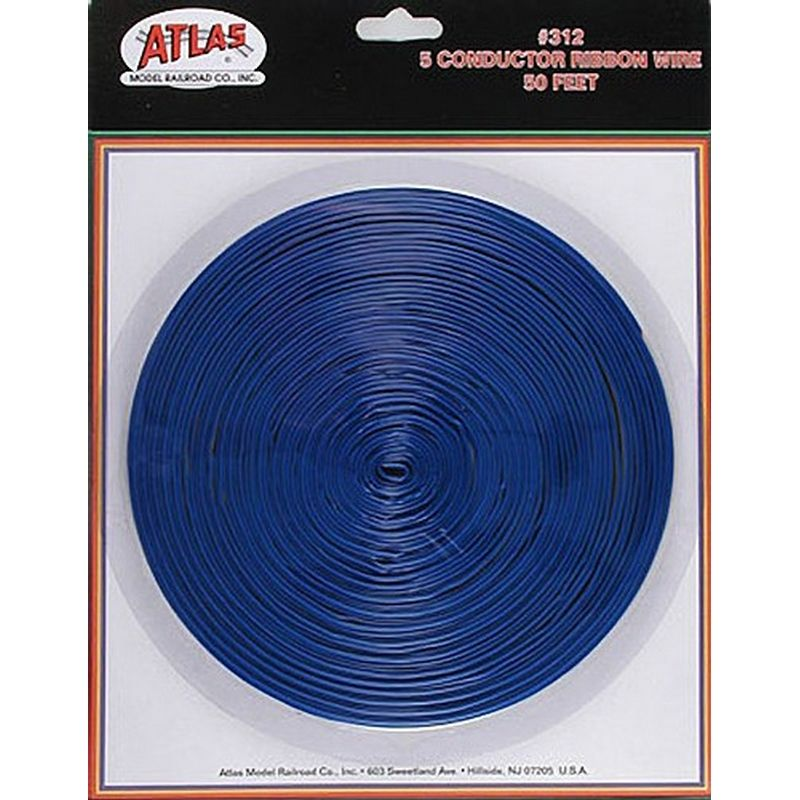 Atlas 5 Conductor Ribbon Wire 50