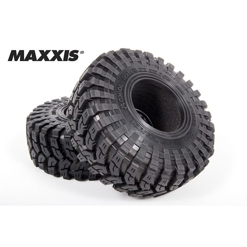 2.2 Maxxis Trepador Tires - R35 Compound (2pcs)