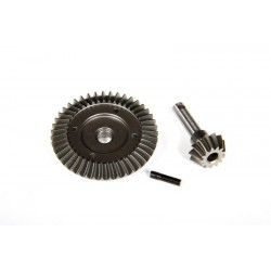 Heavy Duty Bevel Gear Set - 43T/13T