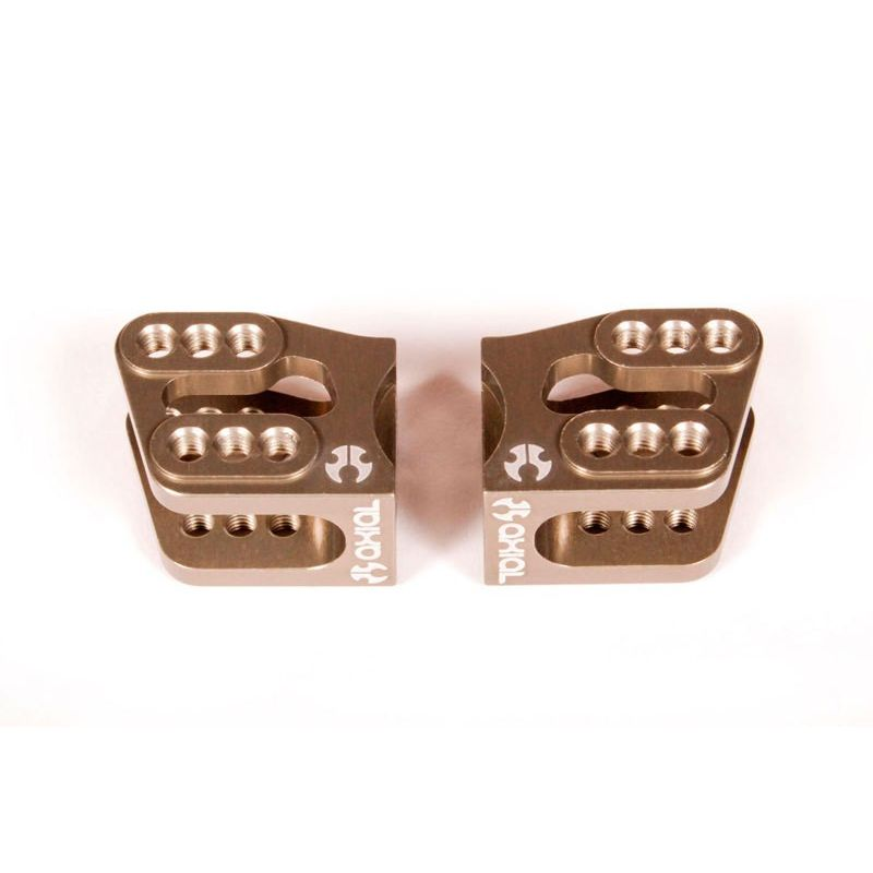Axial Axial AR60 OCP Machined Link Mounts [AX30830]