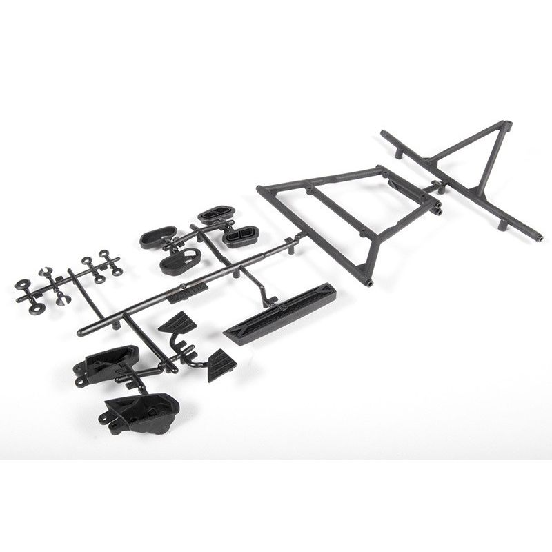Axial Y-380 Cage Front/Rear Inserts Yeti