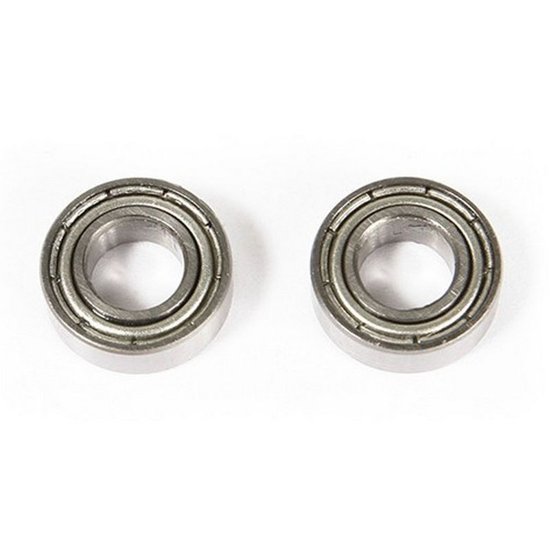 Axial 6x12x4mm Shielded Ball Bearings (2) [AX31200]