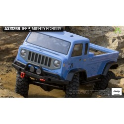 Axial Jeep Mighty FC Body .04 inch Clear