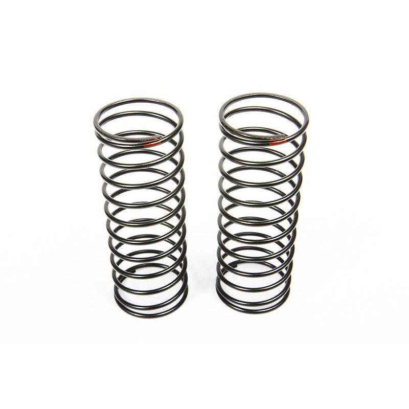 Axial Axial Spring 23x70mm 3.2lbs/in Red (2) [AX31286]