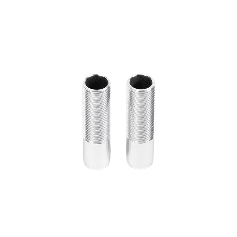 Aluminum Shock Body 12x47.5mm (Clear Anodized) (2pcs)