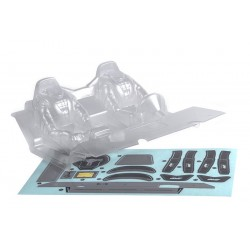 Axial Interior Set .040 inch Clear RR10