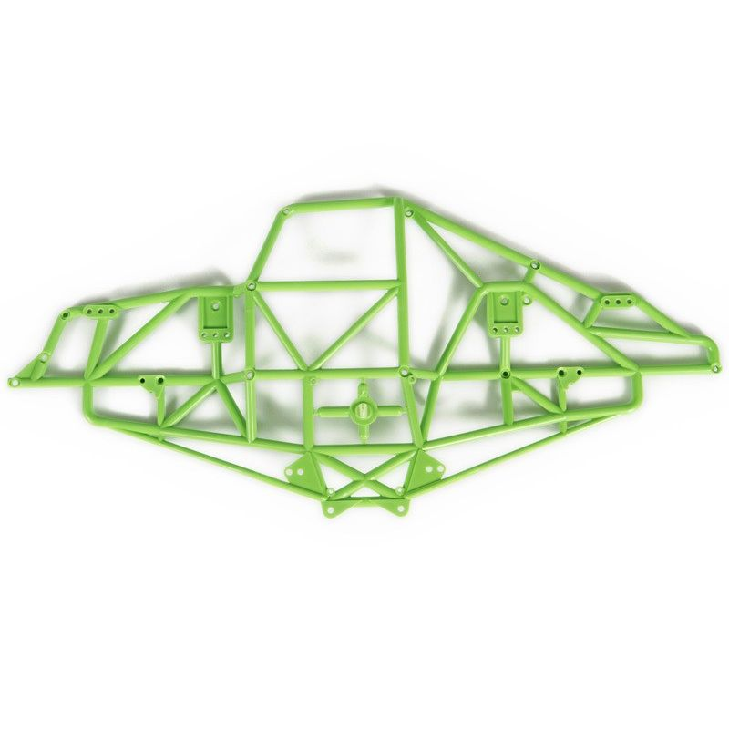 Axial Axial Green Monster Truck Cage Left [AX31346]