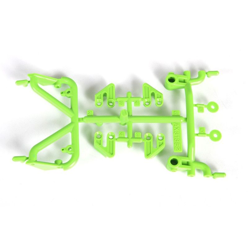 Axial Axial Green Front/Rear Monster Truck Cage [AX31352]