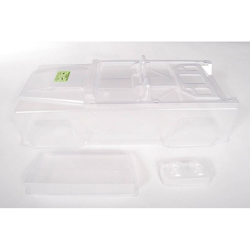 Axial Dingo Truck Body - .040inch uncut (Clear) - Body Only