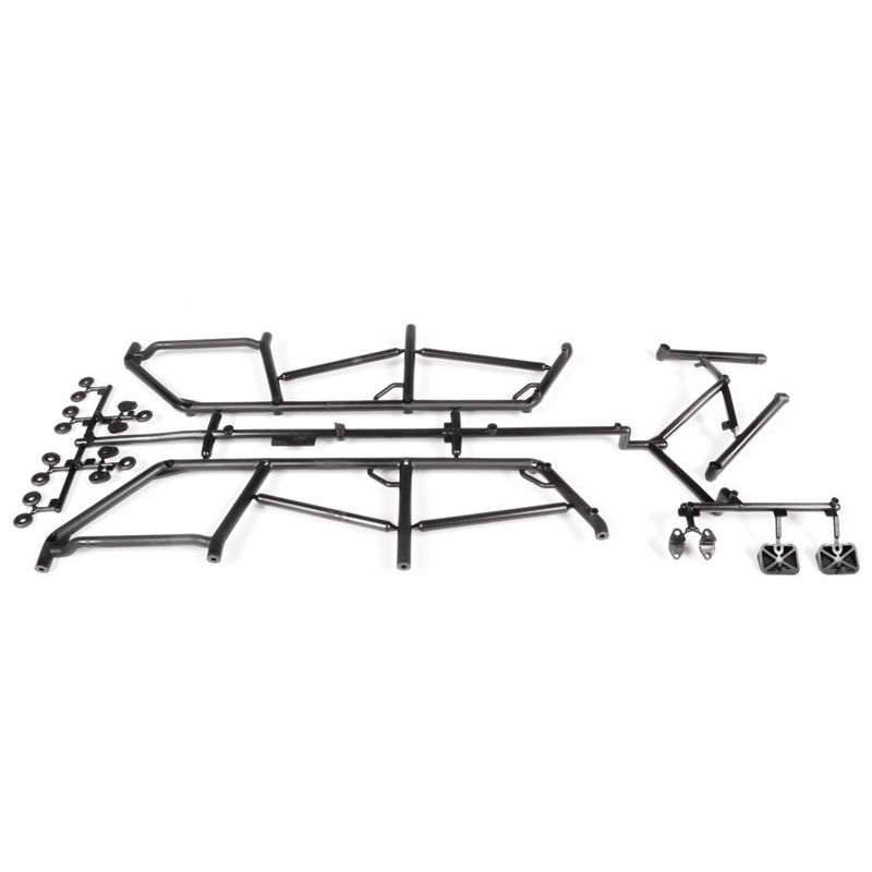 Axial Axial Unlimited Roll Cage Sides SCX10 [AX80124]