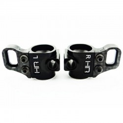 Black Aluminum Rear Knuckle B5 B5m T5m