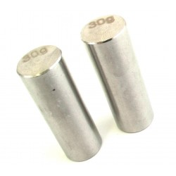 Hot Racing 30g Stainless Weights for Blw227dws [BLW227RW]