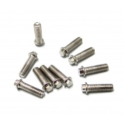 Miniature Scale Hex Bolts M3 X10