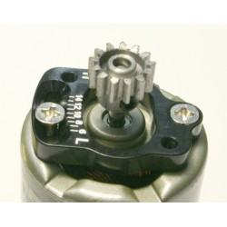 Black Adjustable Motor Mounts Clod